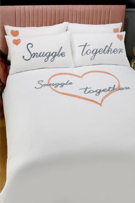 Snuggle Together Duvet Set - Double