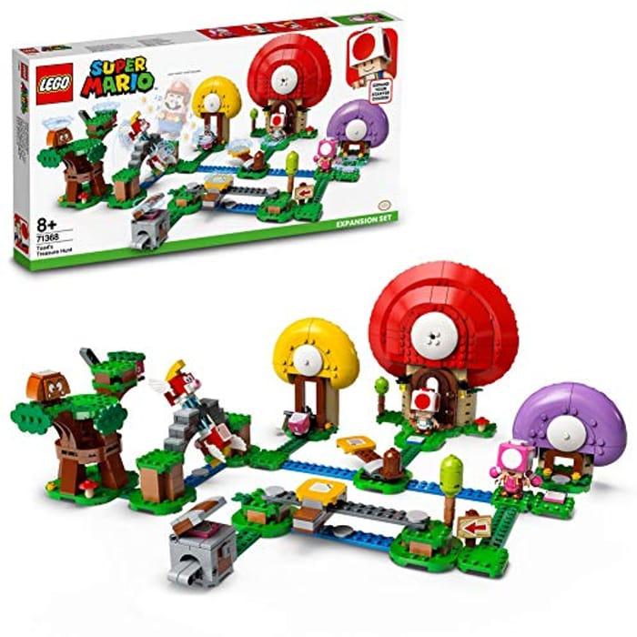 LEGO Super Mario - Toads Treasure Hunt Expansion Set (71368)