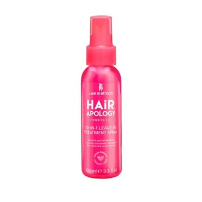 Lee Stafford Hair Apology Intensive Care 10-in-1 Leave in Spray 100ml