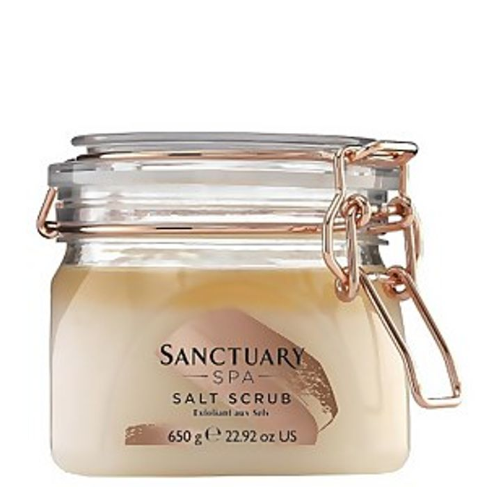Sanctuary Spa Classic Salt Scrub;