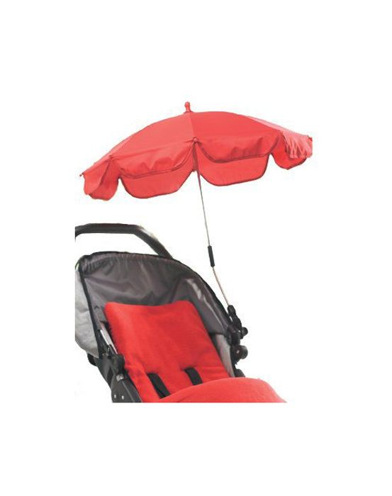 Boots Pushchair Parasol Red or Black