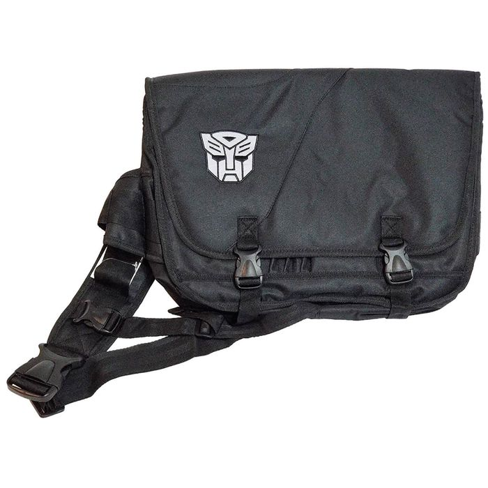 Transformers Tee and a Messenger Bag for Just £12.99