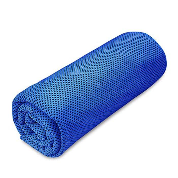 50% off Cooling Gym Towel
