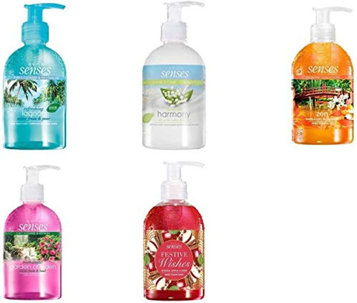 £5.10 off This Avon Hand Wash Bundle Pack of 5