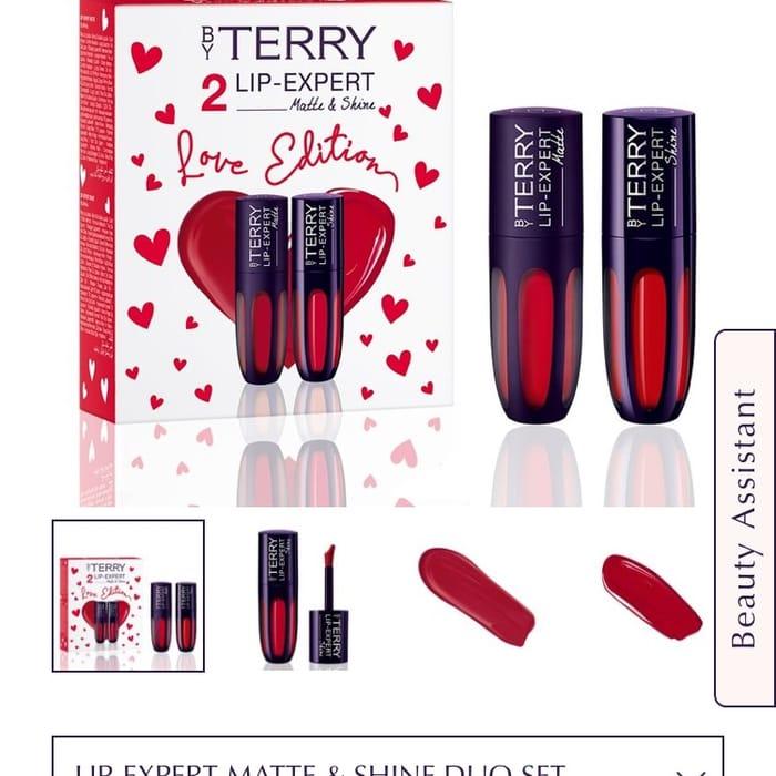 Terry Lip-Set Matte & Shine