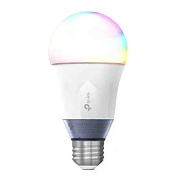 TP-Link LB130 Smart Wi-Fi Colour-Changing E27 LED Bulb