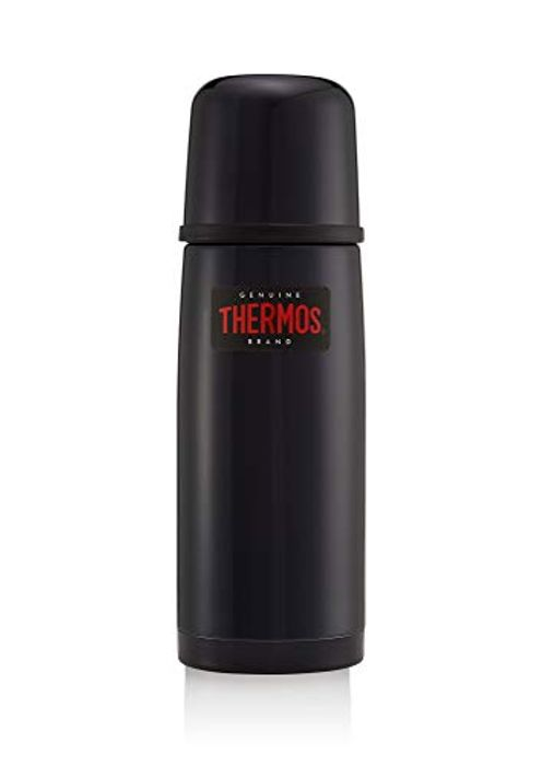 *SAVE over £11* Thermos Light and Compact Flask, Midnight Blue, 350 Ml