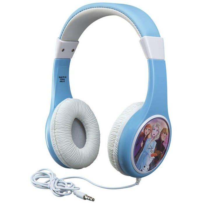 Frozen 2 On-Ear Kids Headphones