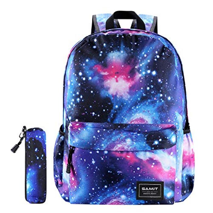 Half Price- SKL Galaxy School Backpack for £6.99 Only