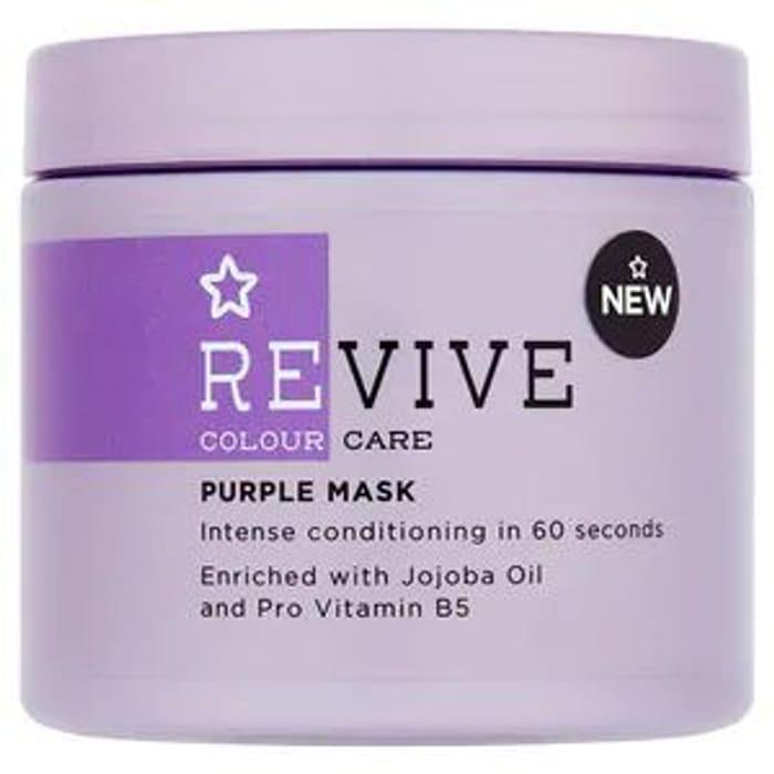 Superdrug Revive Purple Hair Mask