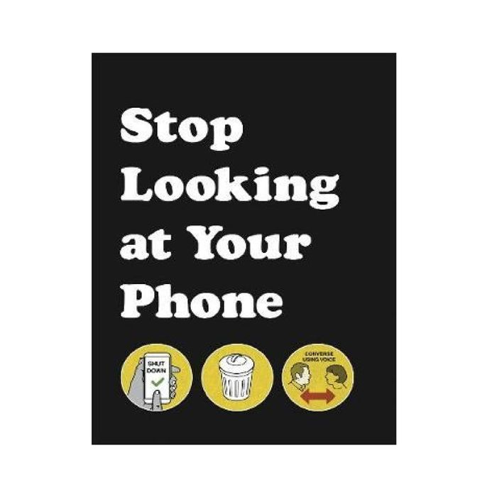 Penguin - Stop Looking at Your Phone Book