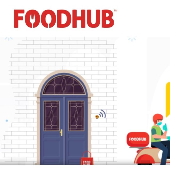 £3.50 off First Orders over £10 at FoodHub