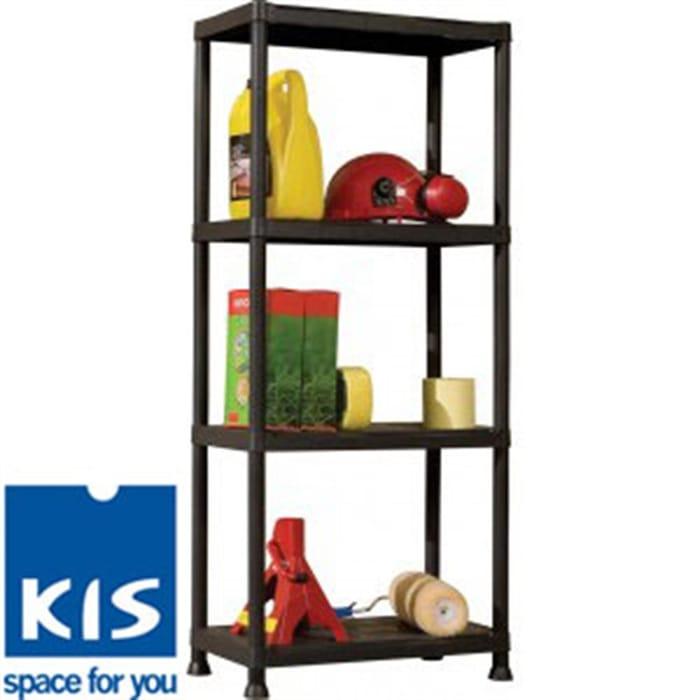 Kis 4 Tier plus Shelf