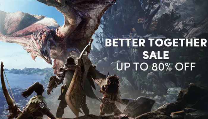 Humble Bundle - Better Together Sale - up to 80% OFF