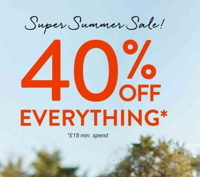 40% off Everything at Snapfish