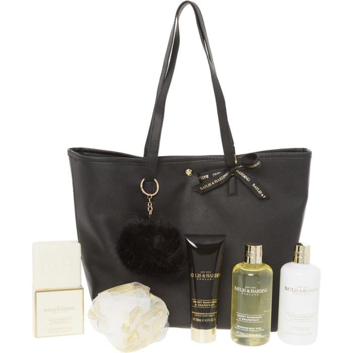 BAYLIS & HARDING Bodycare Set + Tote Bag