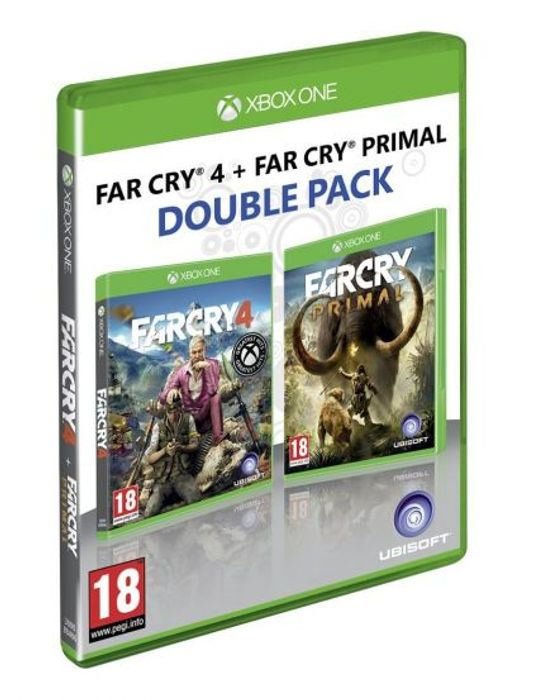 Xbox One Far Cry 4 + Far Cry Primal Double Pack £13.95 at TGC