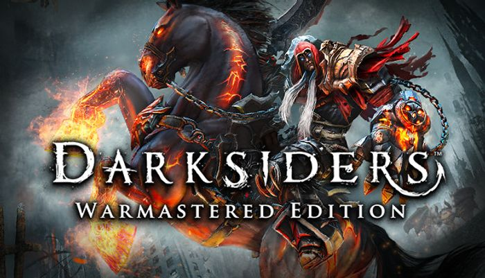 Darksiders Warmastered Edition (PC Game)