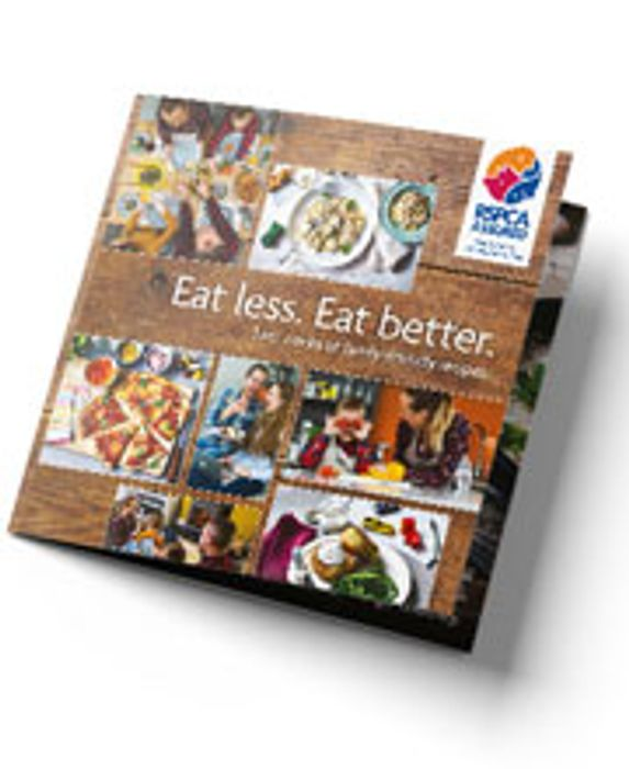 Free Recipe Booklet from RSPCA