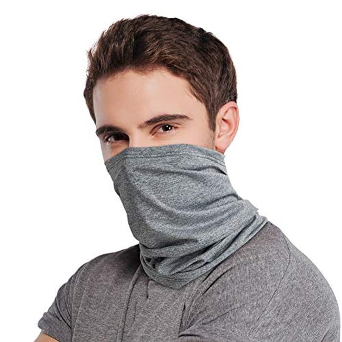Face Shield Headband Snood
