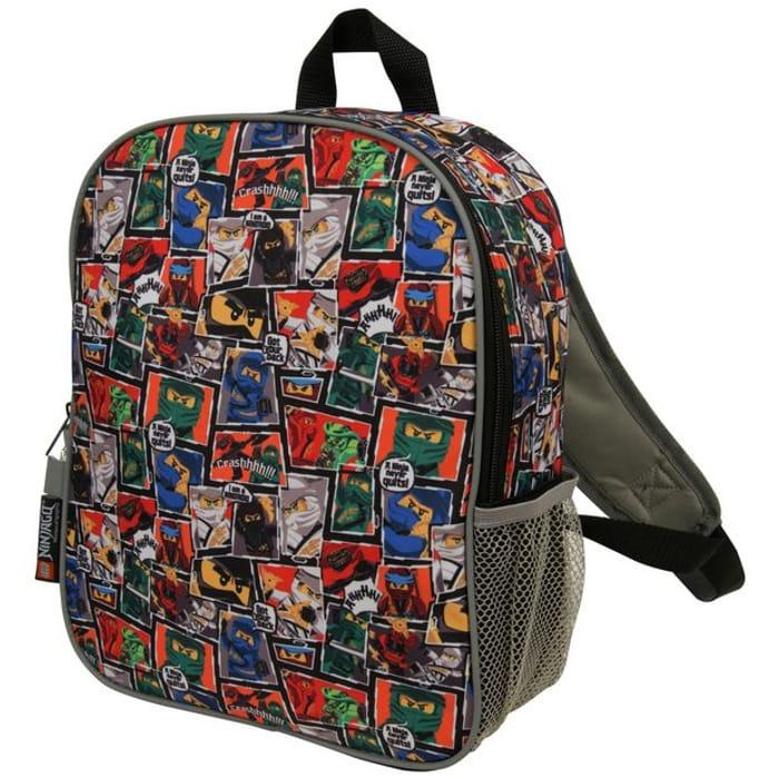 LEGO Ninjago 8.6L Backpack