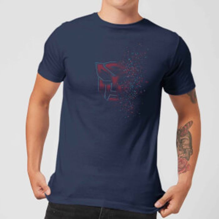 Transformers Autobot Fade Men's T-Shirt --or -Tee and Bag £ 12.99