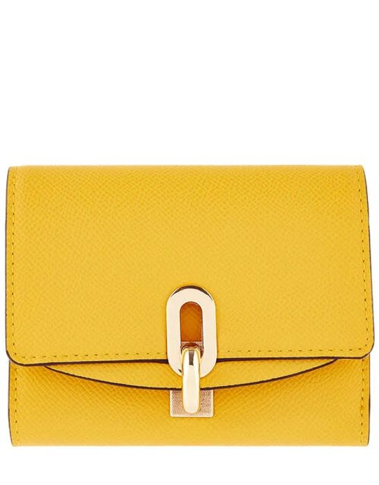 Accessorize Sandy Wallet Yellow for £3.60