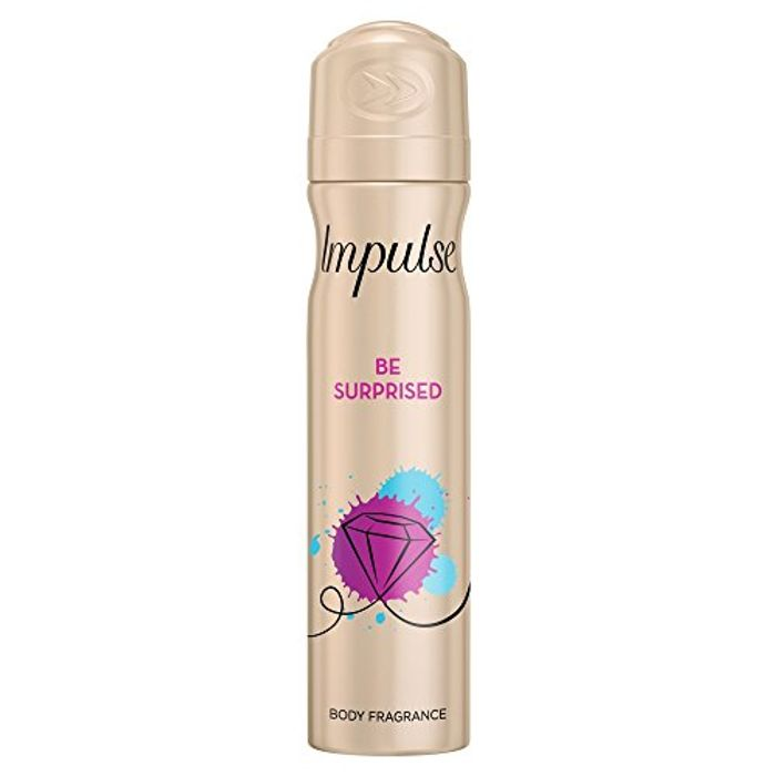 Impulse Body Spray