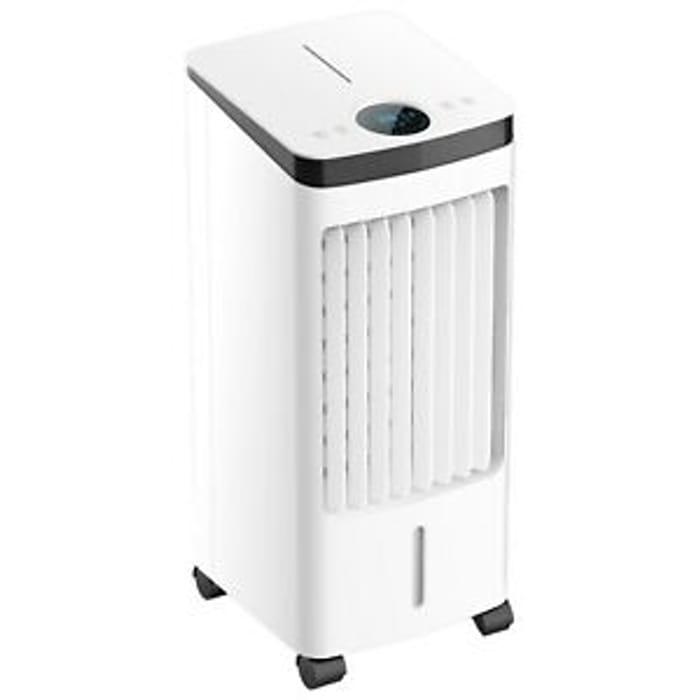 Portable 4L Air Cooler - Economical Evaporative Cooling Fan