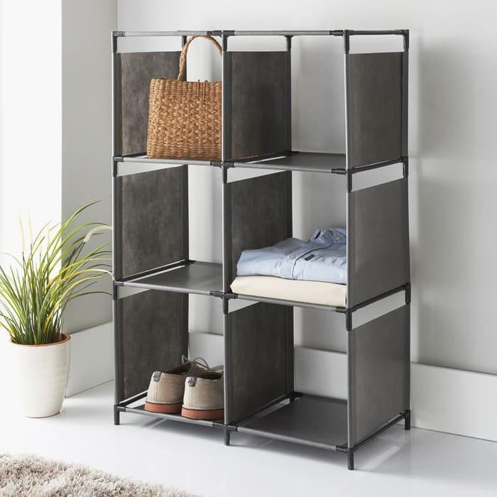 Spaceways 6 Cube Storage Shelf Special Buy