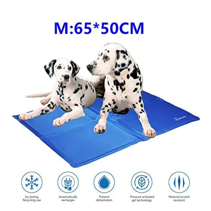Pet Self Cooling Non-Toxic Gel Mat