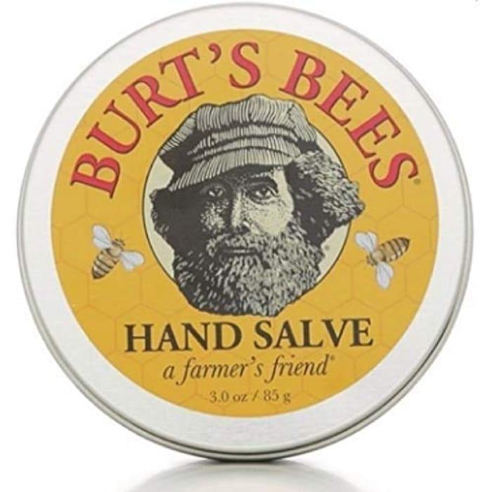 Burt's Bees 100% Natural Moisturising Hand Salve
