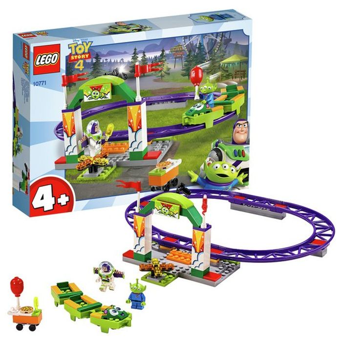 LEGO Toy Story 4 Rollercoaster Playset