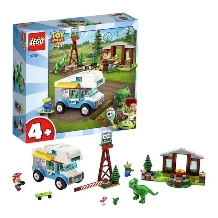 LEGO Toy Story 4: RV Vacation