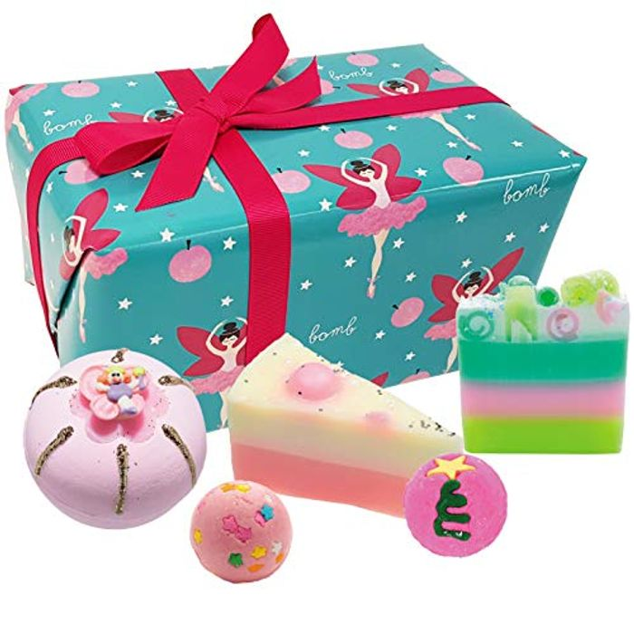 Bomb Cosmetics Sugar Plum Fairy Gift Pack