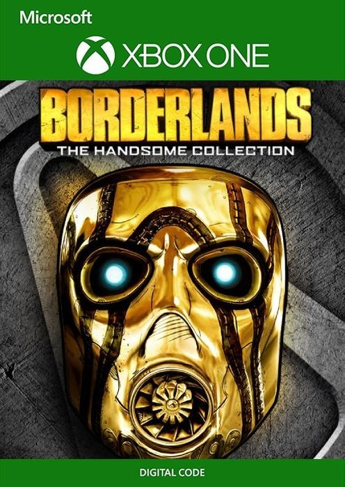 Xbox One Borderlands: The Handsome Collection (Digital) £8.99 at CDKeys