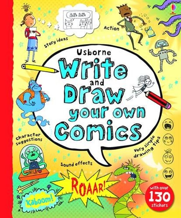 Write Your Own Comics Book