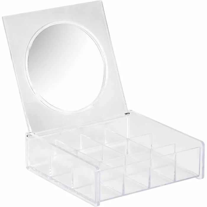 Wilko Cosmetic Box with Mirror
