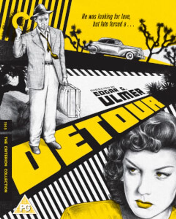Detour - the Criterion Collection Blu-Ray