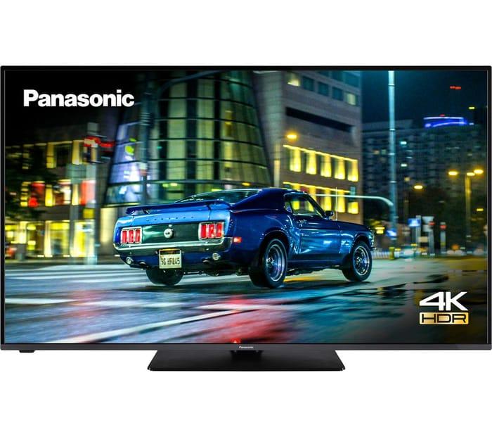 *SAVE over £423* Panasonic 50 Inch LED 4K Ultra HD HDR Smart TV