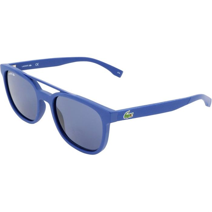 *SAVE £65* Lacoste Sunglasses Matte Navy Blue