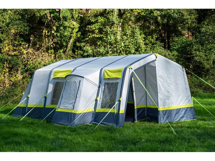 *SAVE £150* Olpro Home 5 Person Inflatable Tunnel Tent with Carpet