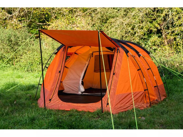 *SAVE £20*  Olpro Abberly 2 Person Tunnel Tent with Porch