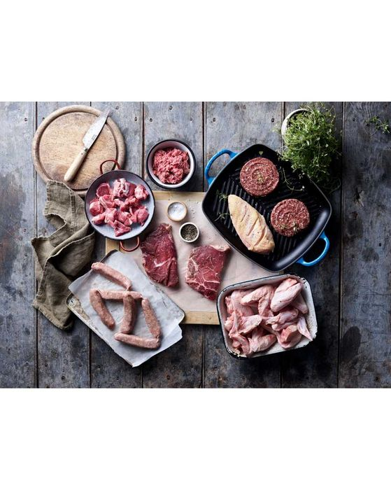 The Organic Barbecue Box - Only £47.5!