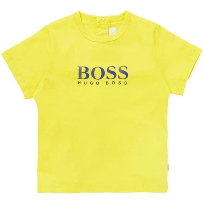 BOSS Logo T-Shirt Kids HALF PRICE