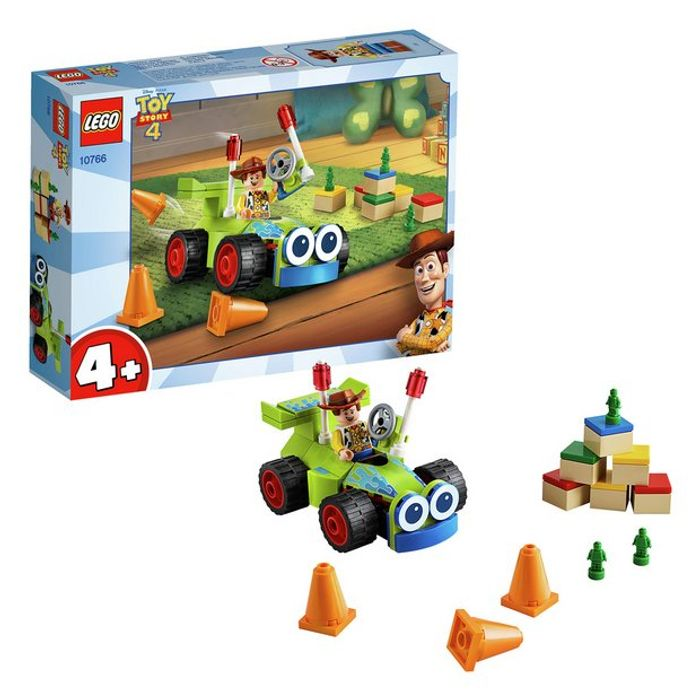 Special Offer - LEGO Toy Story 4 Woody Car
