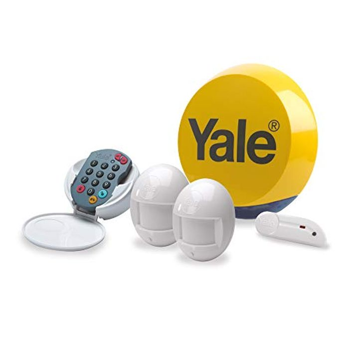 *SAVE over £46* Yale Essentials Alarm Kit