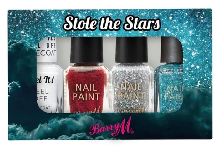 Barrym Stole the Stars Nail Paint Gift Set