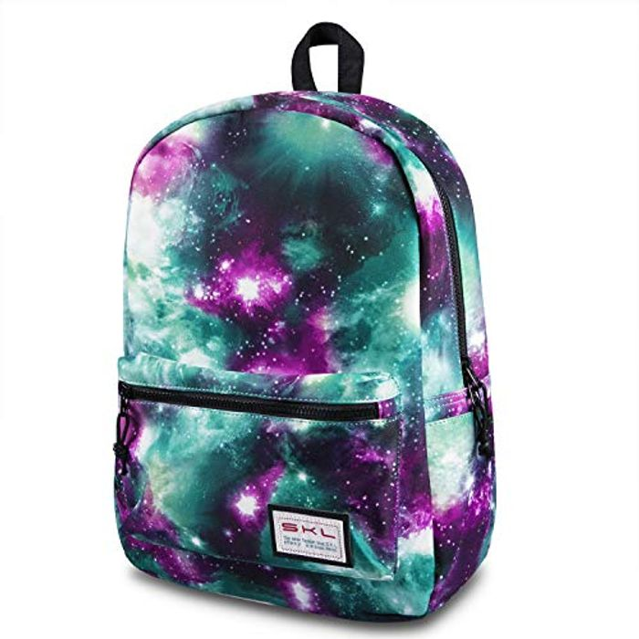 Deal Stack! Galaxy School Backpack for £4.99 Only