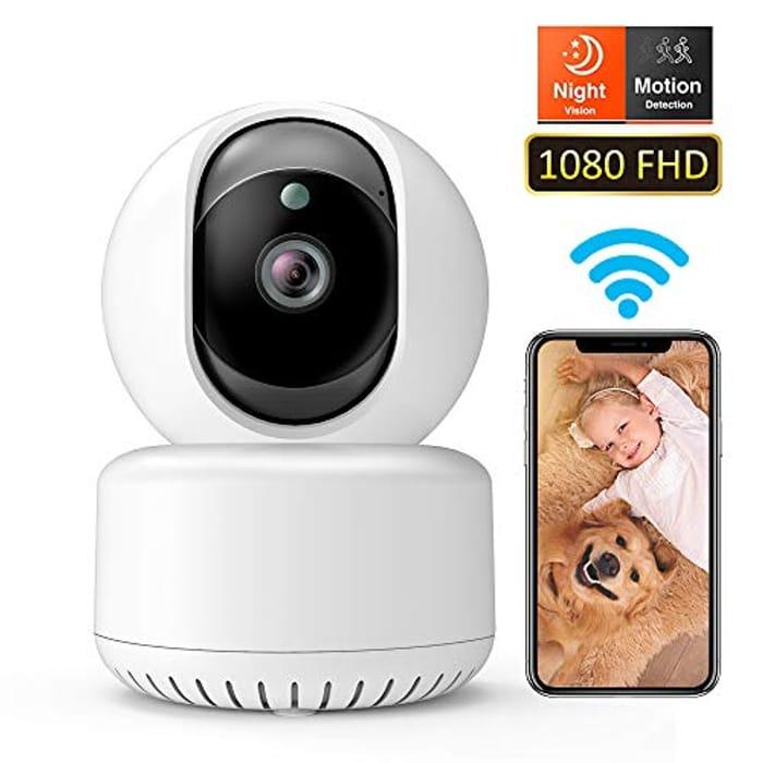 Deal Stack - Wifi 1080p Indoor Camera